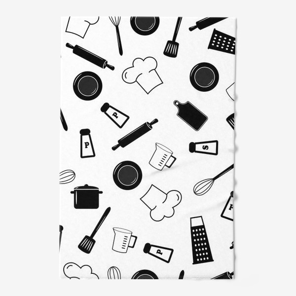 Полотенце «Кухонная посуда»