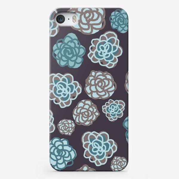 Чехол iPhone «Розочки»