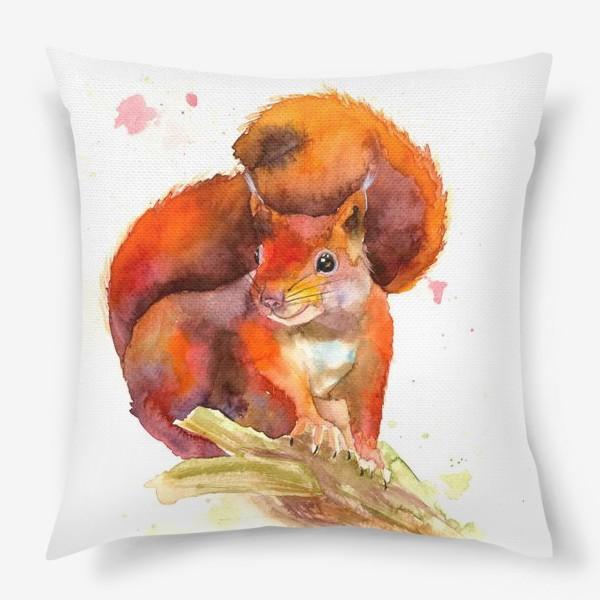 Подушка «белка»