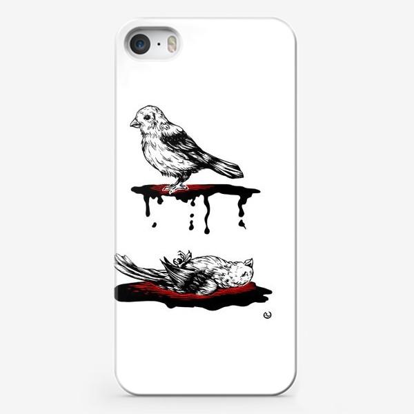Чехол iPhone «Birdz»