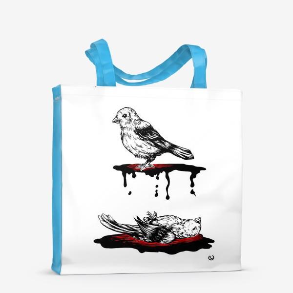 Сумка-шоппер «Birdz»