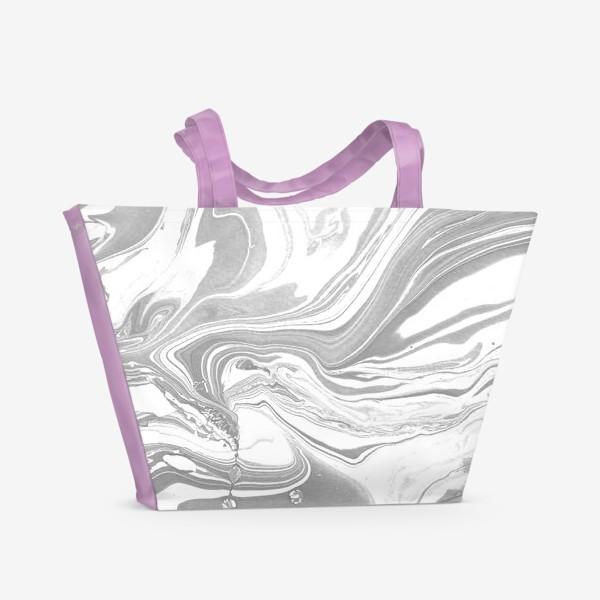 Пляжная сумка «Marble»