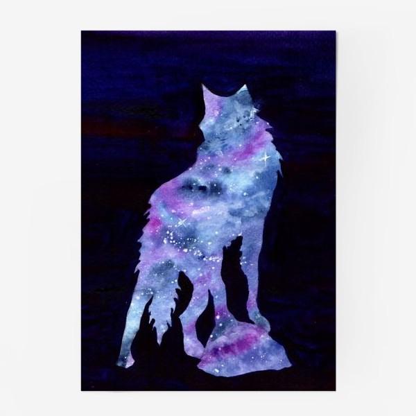 Постер «Звездный волк»