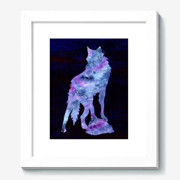 Картина «Звездный волк»