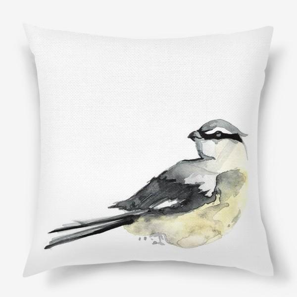Подушка «bird»