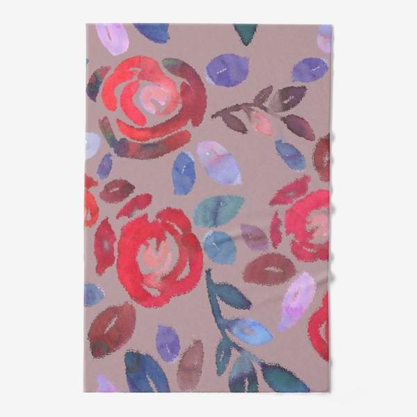 Полотенце «Розы»