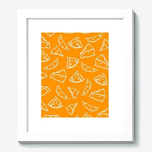 Картина «сыр»