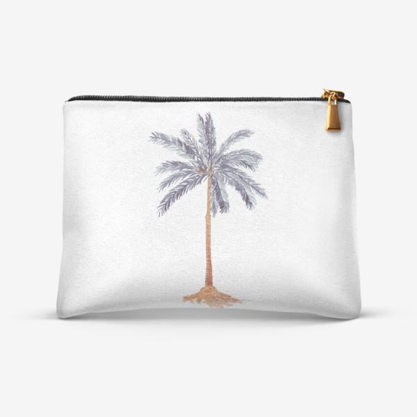 Косметичка «Пальма на острове»