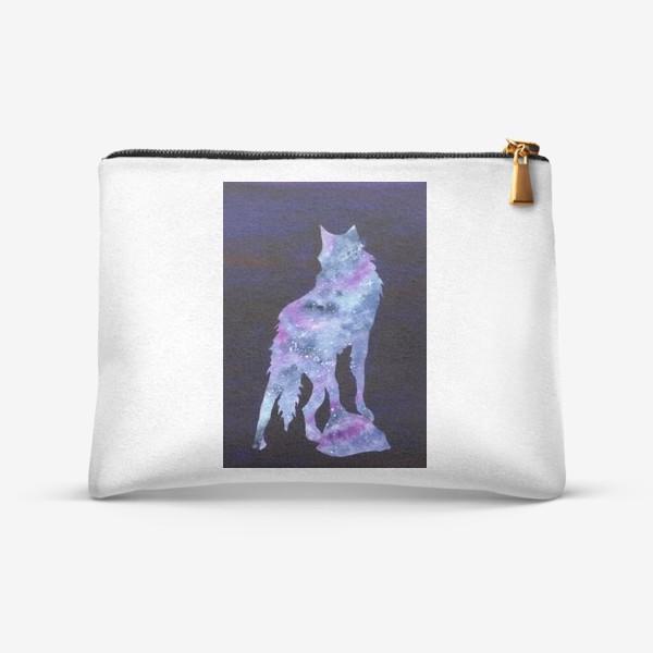 Косметичка «Звездный волк»