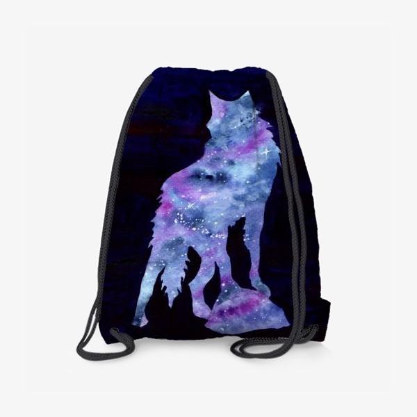 Рюкзак «Звездный волк»