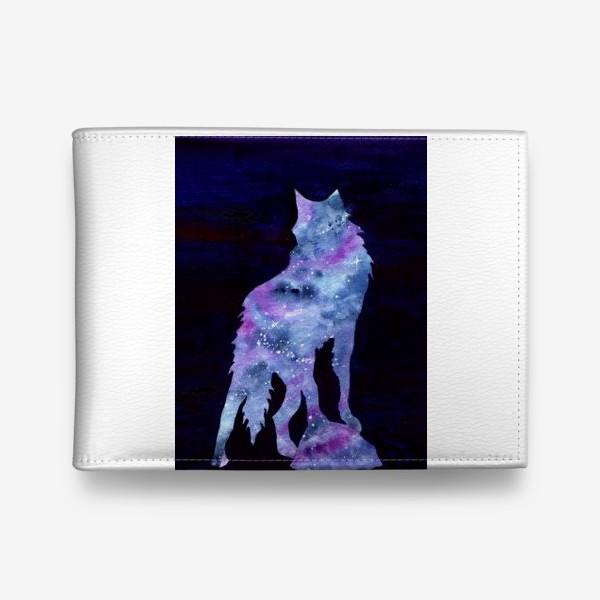 Кошелек «Звездный волк»