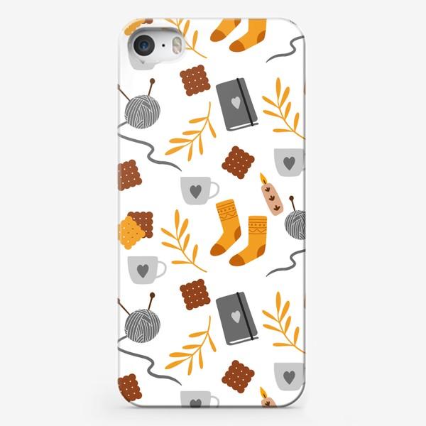 Чехол iPhone «Паттерн в скандинавском стиле»