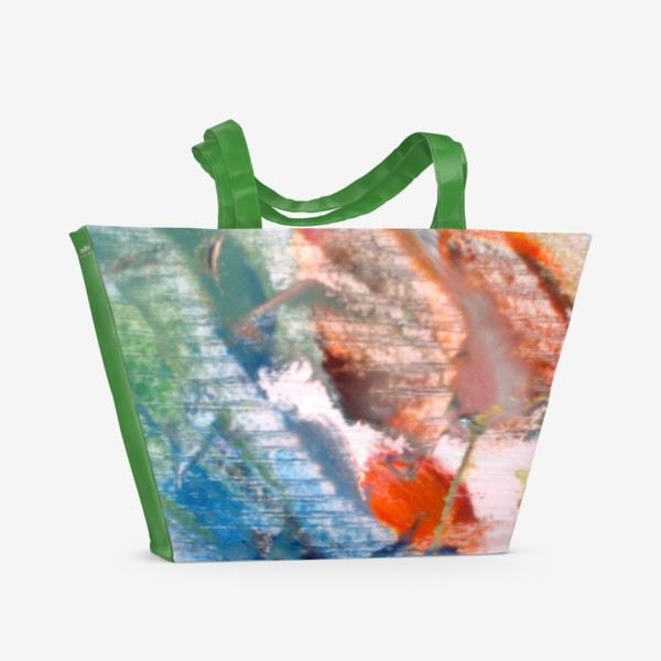 Пляжная сумка «вдохновение»