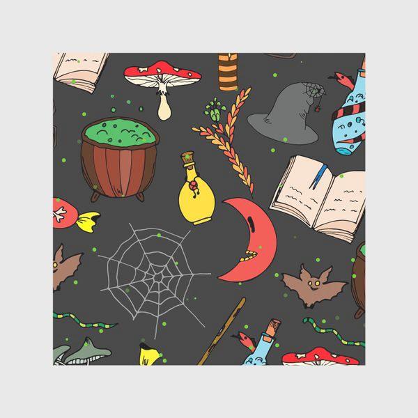 Скатерть «колдовской хэллоуин»