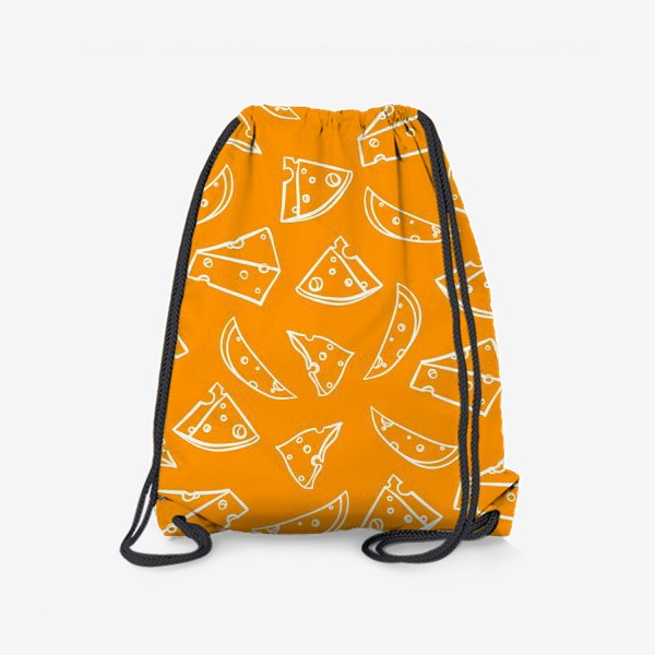 Рюкзак «сыр»