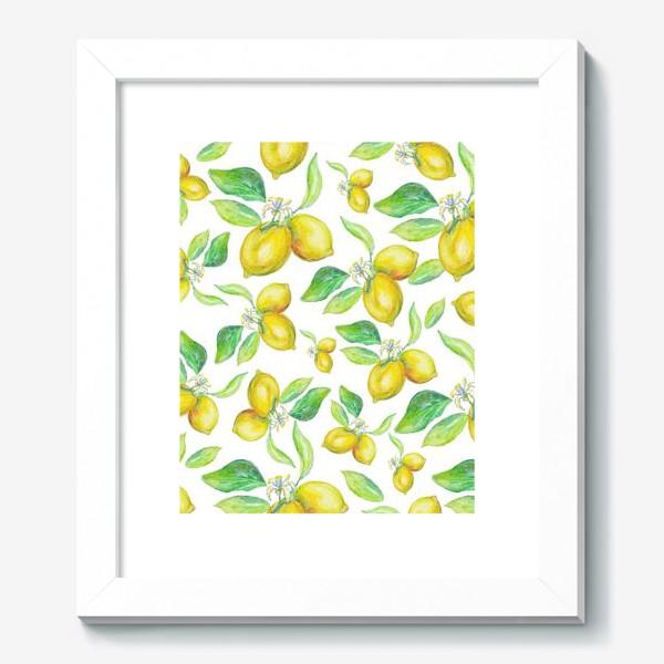 Картина «Лимончики»