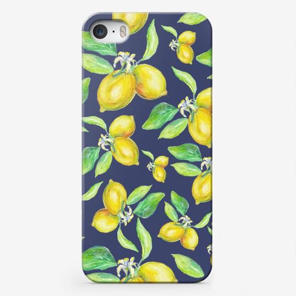 Чехол iPhone «лимонное настроение»