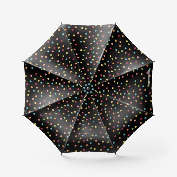 Зонт «Конфетки-конфетти»