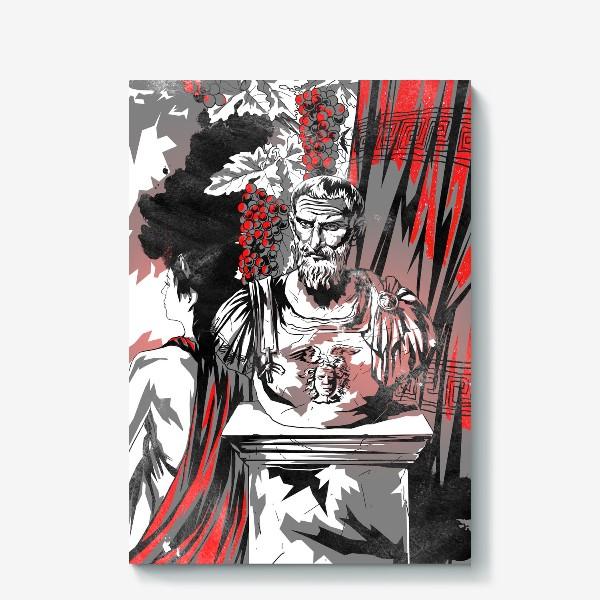 Холст «Античность»