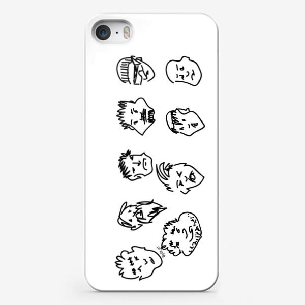 Чехол iPhone «Different   Мужчины»