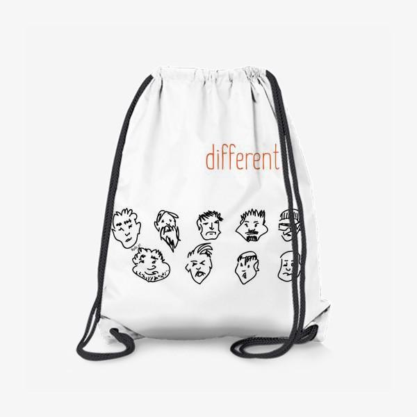 Рюкзак «Different | Мужчины»