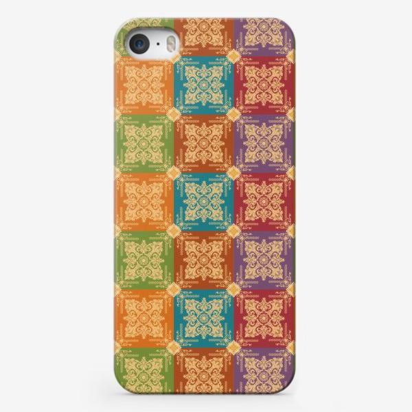 Чехол iPhone «Восток узор»