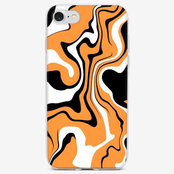 Чехол iPhone «Волны»