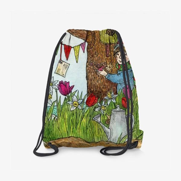 Рюкзак «8 марта»