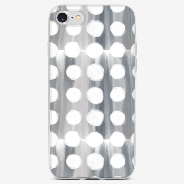 Чехол iPhone «Кружочки»