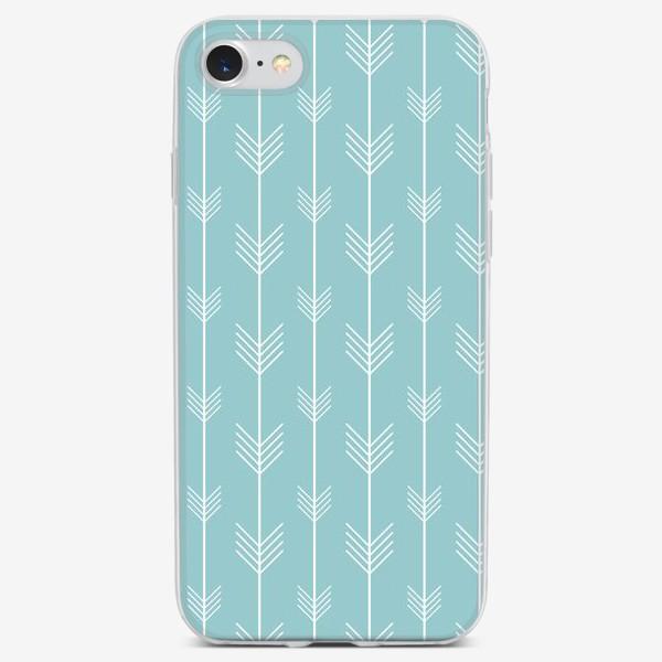 Чехол iPhone «абстракция линии»
