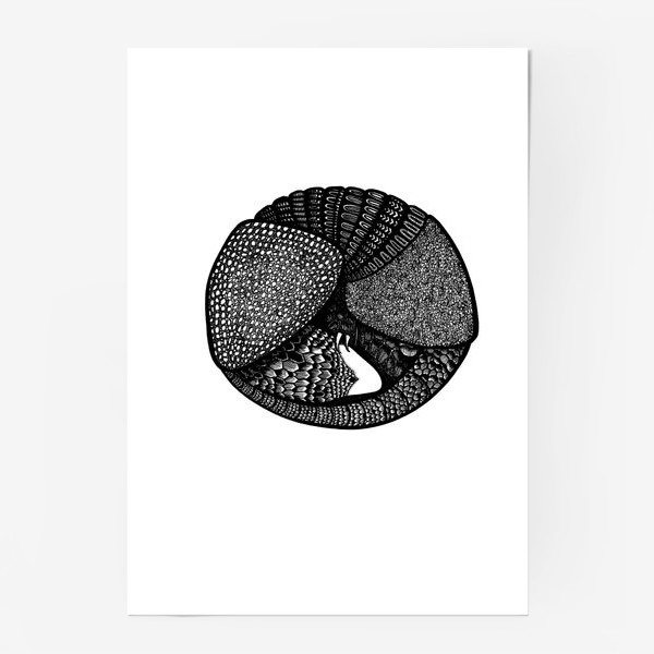 Постер «Броненосец»