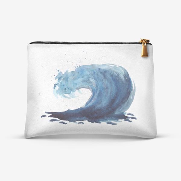 Косметичка «Морская волна. Море»