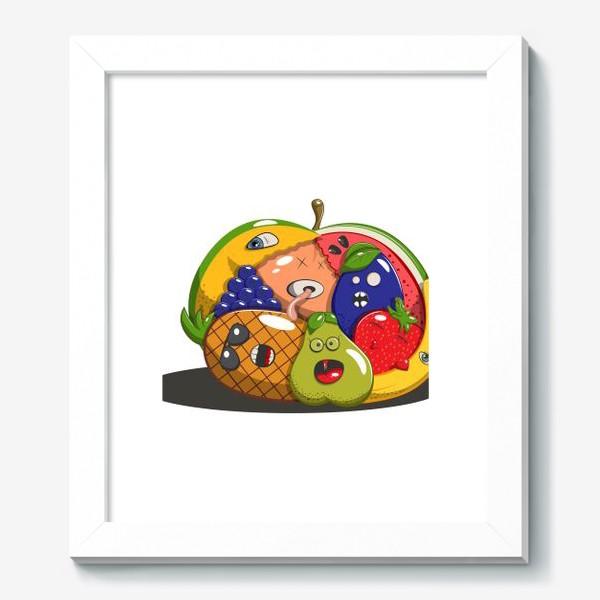Картина «Бешеные фрукты»