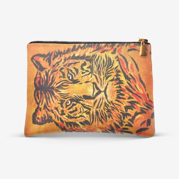 Косметичка «Мудрый тигр »