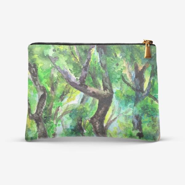 Косметичка «лес»