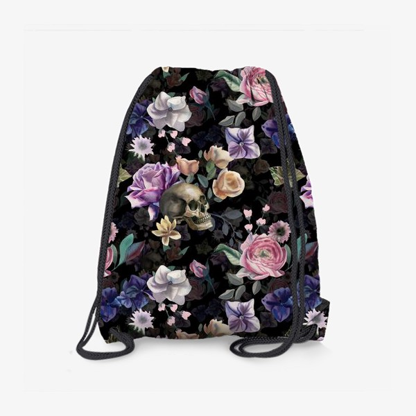 Рюкзак «Dusk garden. Black»
