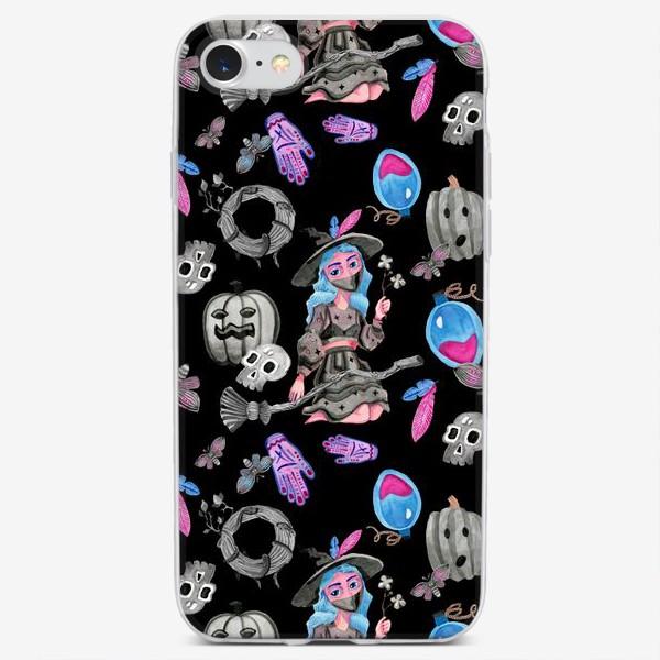 Чехол iPhone «Хэллоуин, или Самайн: древний праздник умирающего солнца»