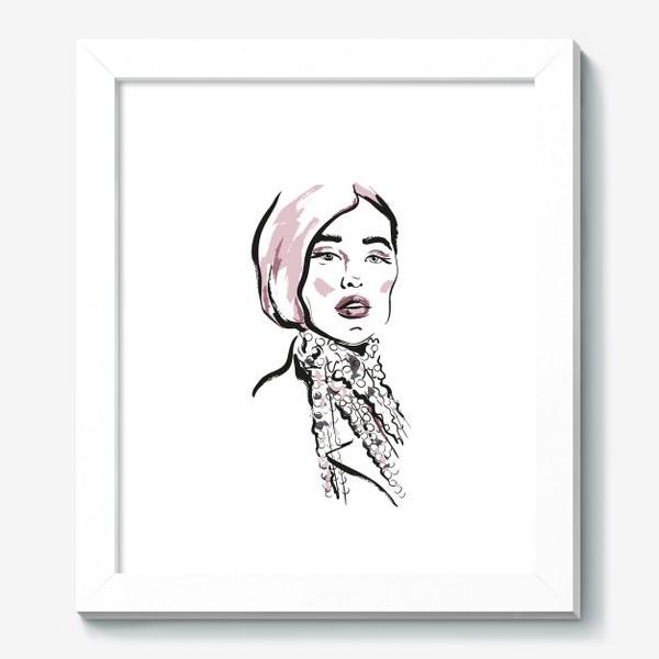 Картина «Fashion | Девушка 2»