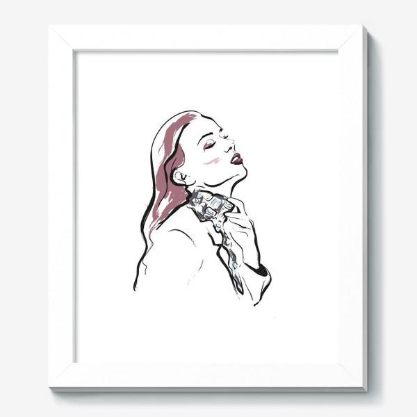 Картина «Fashion   Девушка 3»