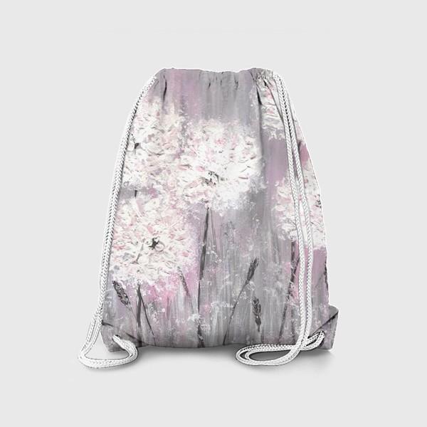 Рюкзак «Нежные одуванчики»