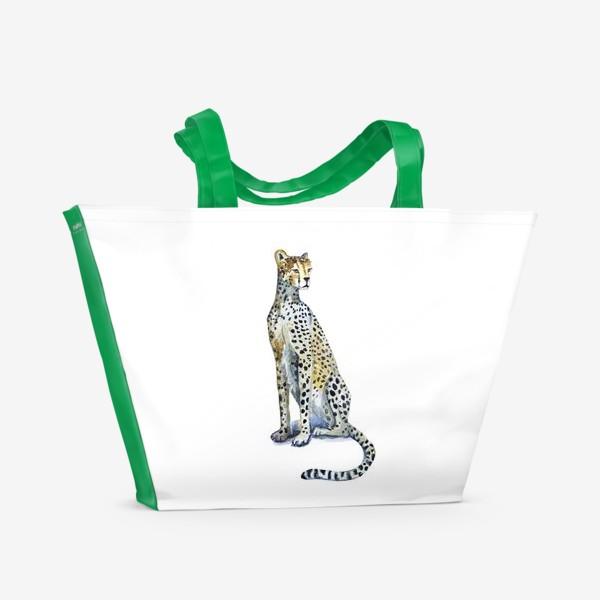 Пляжная сумка «ГЕПАРД»