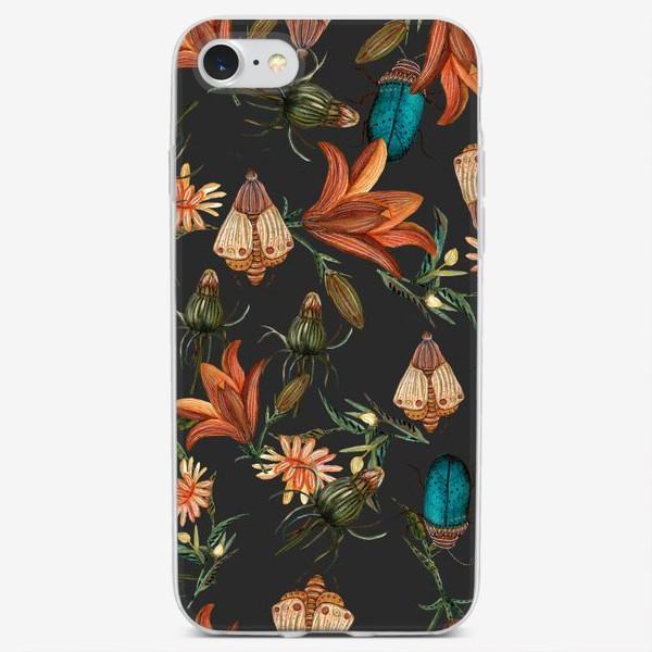Чехол iPhone «ботанический»