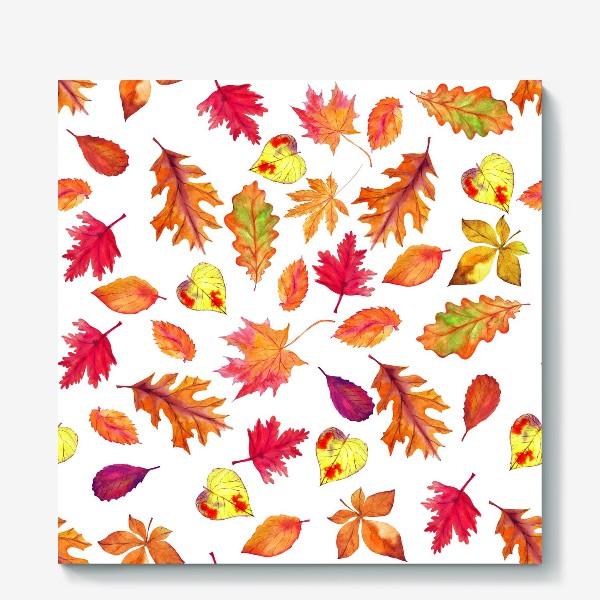 Холст «осень»