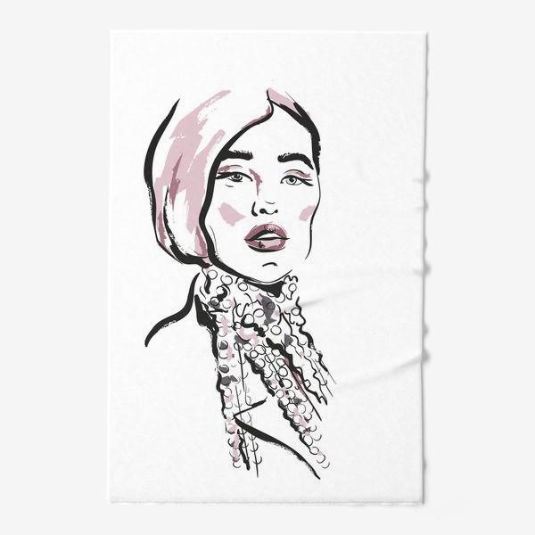 Полотенце «Fashion | Девушка 2»