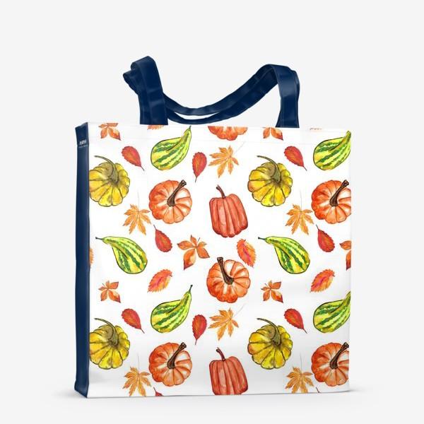 Сумка-шоппер «тыквы»