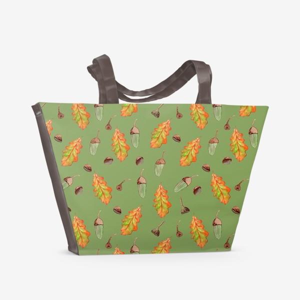Пляжная сумка «дуб»
