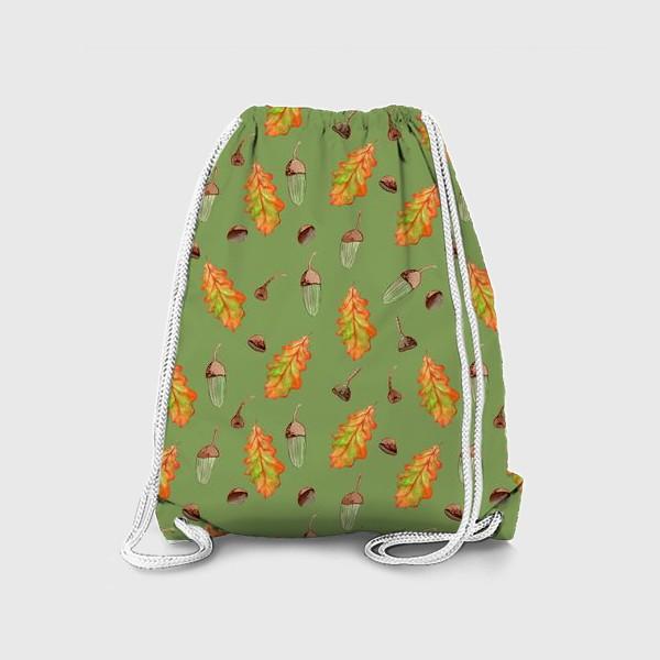 Рюкзак «дуб»