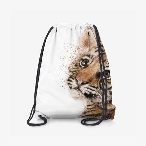 Рюкзак «Маленький милый тигр»