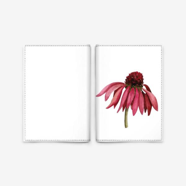 Обложка для паспорта «Рудбекия»