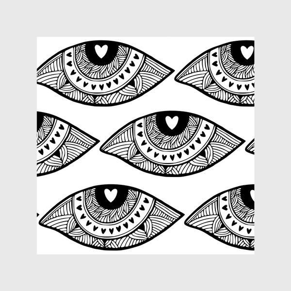 Шторы «Глаза любви»